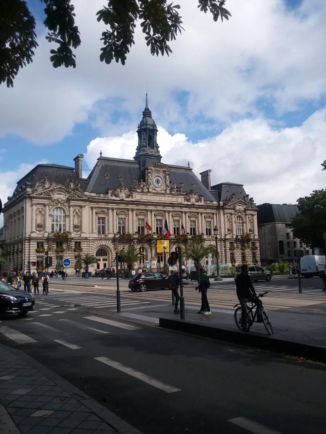 Hôtel de Ville - Tours