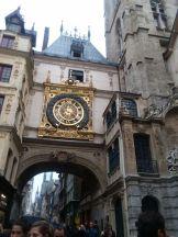 The Famous Symbol of Rouen